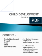 Physical Development 1