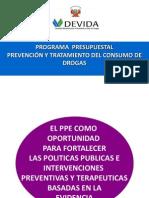 Ppt Programa Presupuestal Ptcd_devida_jc