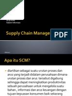 Presentasi Supply Chain Management
