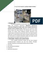 Pengelolaan Alat Dan Bahan Laboratorium Fisika