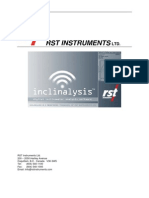 Inclinalysis Manual