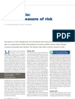 Sortino - a Better Measure of Risk?  ROLLINGER Feb 2013