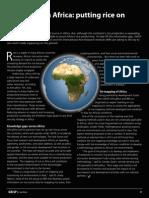 GRiSP AR 2012 - A new eye on Africa