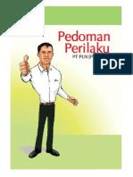 Pedoman Perilaku PT PLN (Persero)