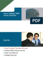 Cisco Catalyst® 3560 Product Presentation