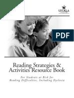 Reading Strategies Dyslexia