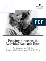 Reading Strategies Dyslexia