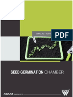 Seed Germination Chamber
