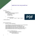 Aplicatie Java cu clasa Vector