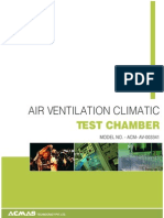 Air Ventilation Climatic Test Chambers