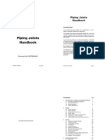 Piping Joints Handbook