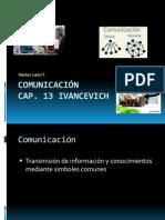 Comunicación Ivancevich