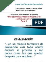 ENCUADRE.  ESPAÑOL. Curso-taller para Equipos Técnicos.