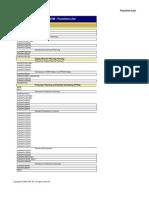SCM Apo BP Function List