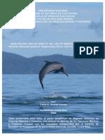 Oviedo L. (2008). Análisis del uso de hábitat del delfín manchado pantropical Stenella attenuata (Cetacea