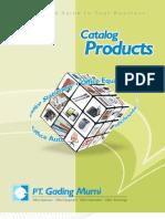 Catalog Gading
