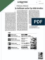 Rassegna Stampa 22.04.13