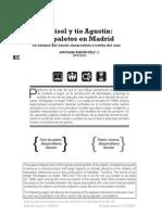 Aintzane Rincón - Marisol y tio Agustin. Dos Paletos en Madrid (Eclectica, 2013)