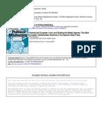 Journal of Political Marketing