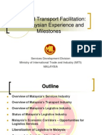 Logistics & Transportation Malaysia