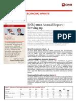 CIMB – Malaysian Economy