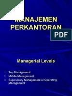 2. Manajemen-perkantoran