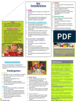 Dramatic Play and Role Play Handout - Karli Hunter