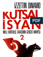 Hasan İzzettin Dinamo - Kutsal İsyan Cilt 2
