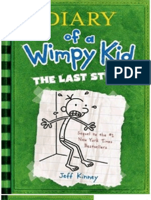 kid pdf wimpy 3 diary book
