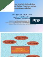 Klasifikasi Bahan Pustaka