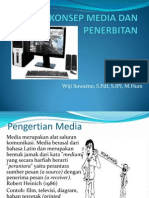 Konsep Media Dan Penerbitan (1)
