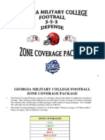 GMC Zone Coverages 2010