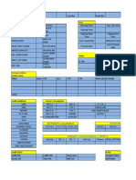 eof sheet
