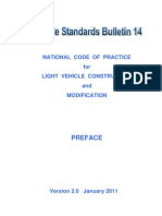 NCOP Vehicle Standards B14