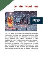 La Fete de Noel en France