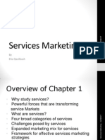 Services Marketing Chapter 1