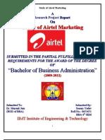 Airtel-Project Sonam Yadav