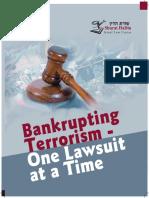 Shurat HaDin - Israel Law Center Brochure
