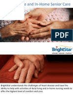 Heart Disease and In-Home Senior Care