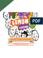 Lemon Pop Workshops Information Pack