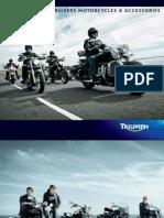 Triumph Cruizers