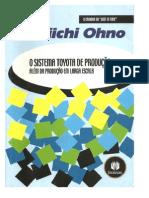 45593418 Taiichi Ohno O Sistema Toyota de Producao