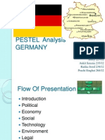 Pestel Analysis of Germany