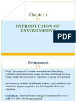 Introduction to Environment -EESE GTU