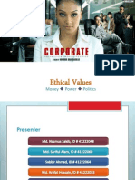 Ethical Values Ikn Corporate final.ppt