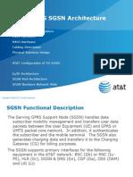 Ericsson SGSN Architecture Overview v1 5-14-2010