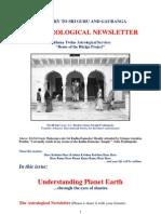The Astrological Newsletter - Issue-33 - 2012 December 23
