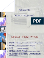 Film Quality Control