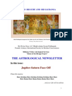 The Astrological Newsletter - Issue-23 - 2011 September 23