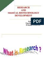 Penelitian & Perkembangan  Biotekdok